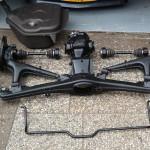 Rear Axle, Suspension & Brakes 2013-14