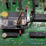 Alarm and WAR Chip installation